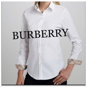 BURBERRY AUTHENTIC BLOUSE shirt burberry